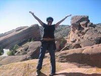 Rocking Red Rocks